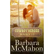 Cowboy Heroes Boxed Set Books 1-9 - eBook