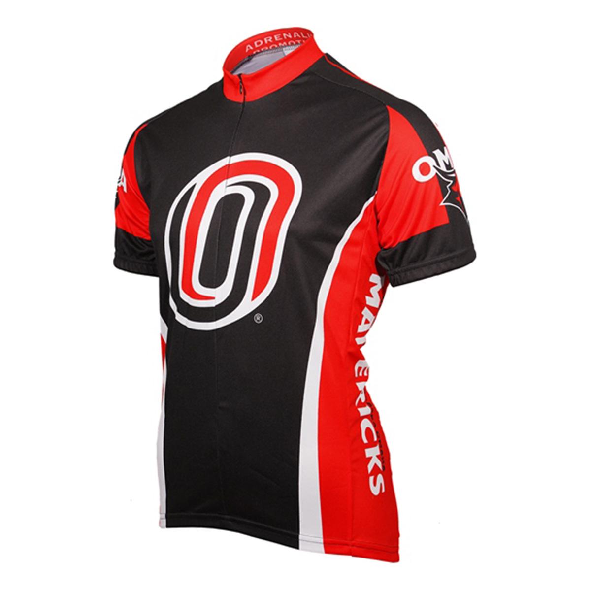 Adrenaline Promotions University of Nebraska Omaha Uno Cycling Jersey