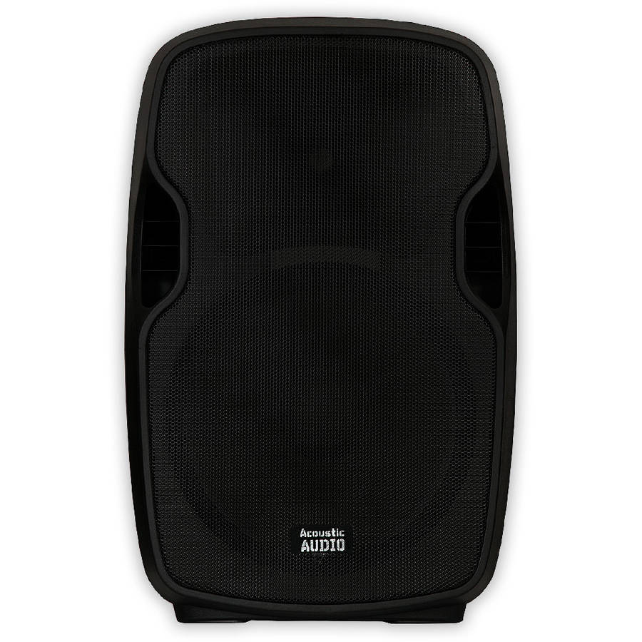 "Acoustic Audio AA15UB Powered 1000W 15"" Bluetooth Speaker 2 Way USB MP3 Player by Acoustic Audio"