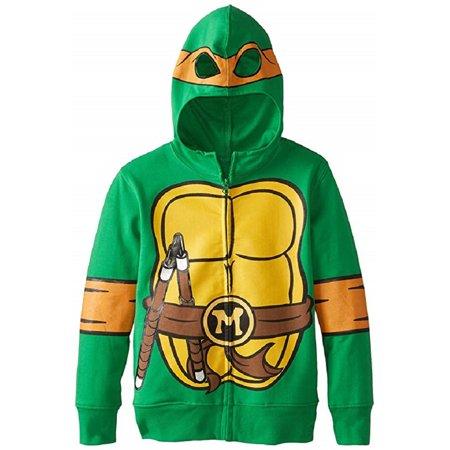 Teenage Mutant Ninja Turtles Costume Hoodie S(4)