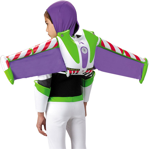 Halloween Adult Buzz Lightyear Jet Pack