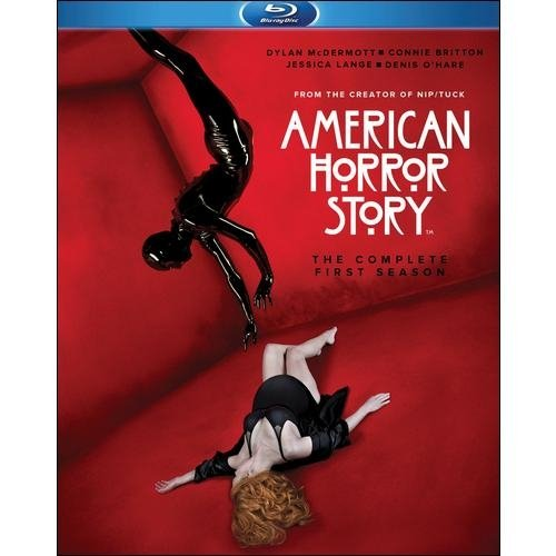 American Horror Story: The Complete First Season (Blu-ray) (Widescreen)