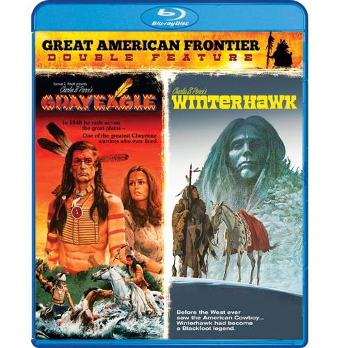 Grayeagle / Winterhawk (Double Feature) (Blu-ray) CINBRSF16588