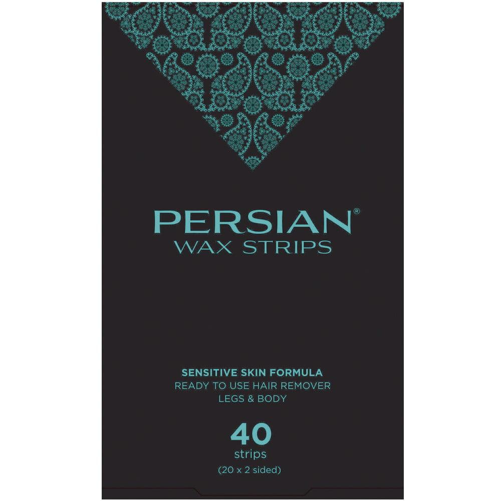 Persian Wax Strips, 40 Ct