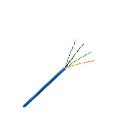 Vericom Cat5e UTP Solid Riser CMR Cable, 1,000' Pull Box, (Cmr Utp Box)