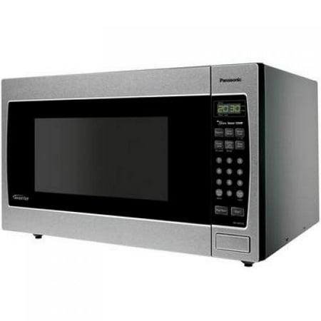 Panasonic Nnsn973s 2 2 Cu Ft Convection Microwave