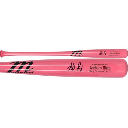 Anthony Rizzo Chicago Cubs Autographed Pink Marucci Game Model Bat - Fanatics Authentic Certified