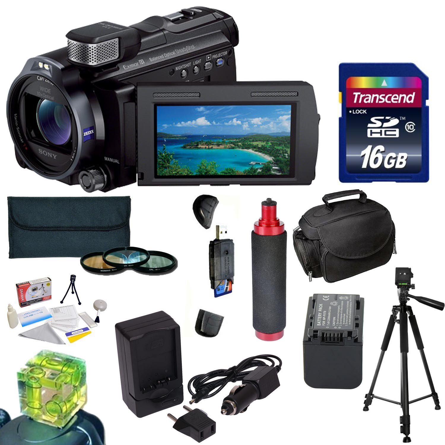 Sony 96GB HDR-PJ790 HD Handycam Camcorder/Projector with ...