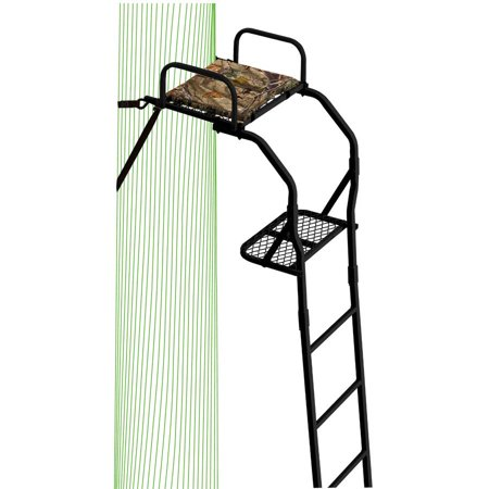 Sniper The Avenger Pro 16 Foot Ladder Treestand With