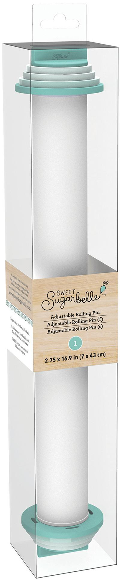 AMC Sugarbelle Adjustable Rolling Pin by American Crafts