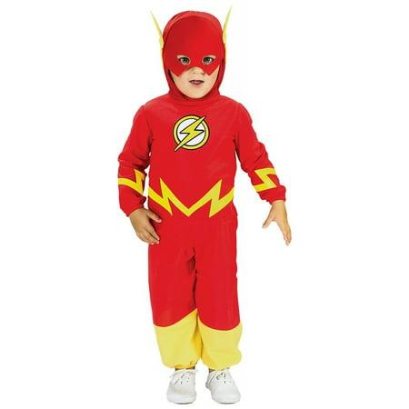 Toddler The Flash Costume Rubies 885210 (Diy Flash Costume)