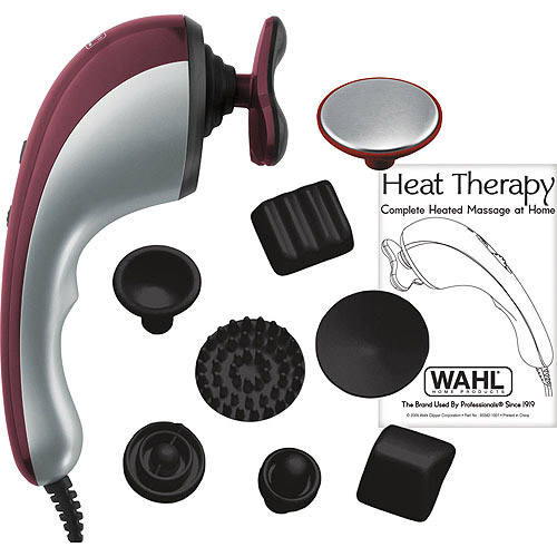 Wahl Corded Body Massager with Heat Therapy