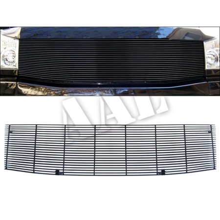 AAL REPLACEMENT BILLET GRILLE / GRILL INSERT For 2004 2005 2006 2007 NISSAN Armada w/o logo cut out 1PC UPPER REPLACEMENT