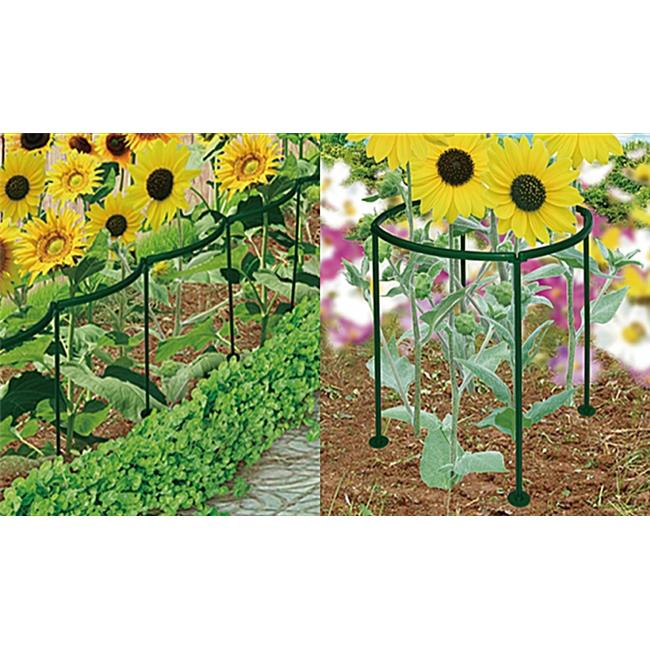 Zenport GA700 Plant Supports, Protect Plants from Wind, Rain