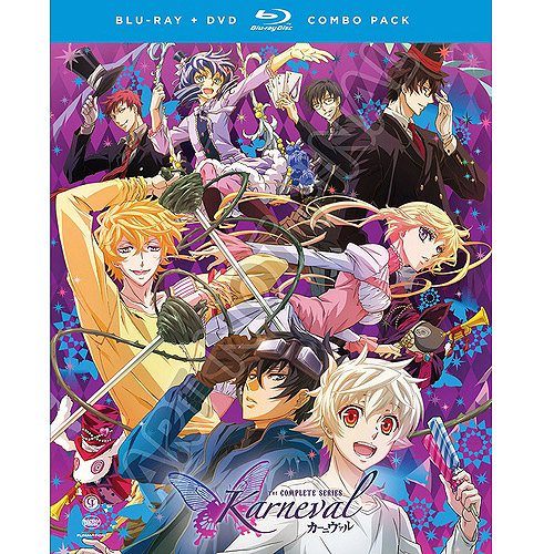 Karneval: The Complete Series (Japanese) (Blu-ray + DVD)