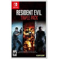 Resident Evil Triple Pack Nintendo Switch, Nintendo, 013388410132