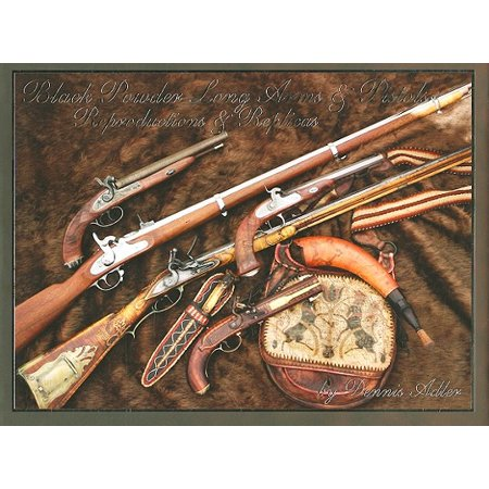 Black Powder Long Arms & Pistols
