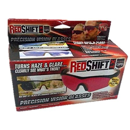Red Shift Tactical Vision (As Seen On Tv Aviator Sunglasses)