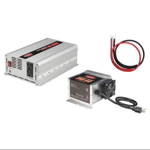 Tundra Icm10245 Inverter/Charger,45 Amps,1000W G1856298
