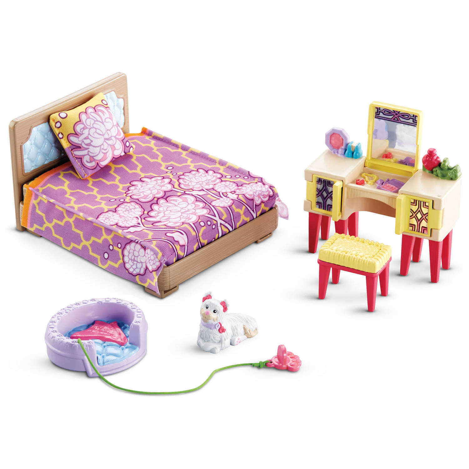 Fisher Price Loving Family Parents' Bedroom