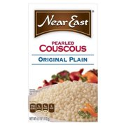 Near East Pearled Couscous Plain 6 Ounce Paper Box