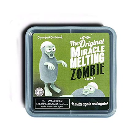 Cupcakes & Cartwheels The Original Miracle Melting Halloween Zombie