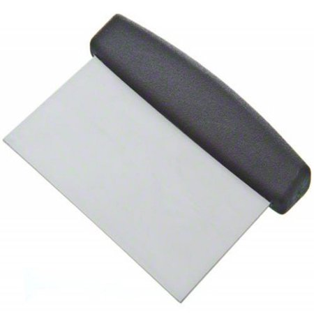 Update International WDS-36PH 6 in. Stainless Steel Dough Scraper