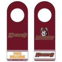 Bloomsburg Huskies Wooden Tier Door Hanger - Red