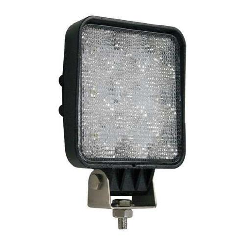 BUYERS PRODUCTS 1492119 Lamp, LED, Square, Flood, Aluminum