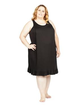 Mommy Style Women Nursing Dress, Maternity Gown, Pregnancy, Breastfeeding, Nightgown Plus size Sleeveless Sleep Dress