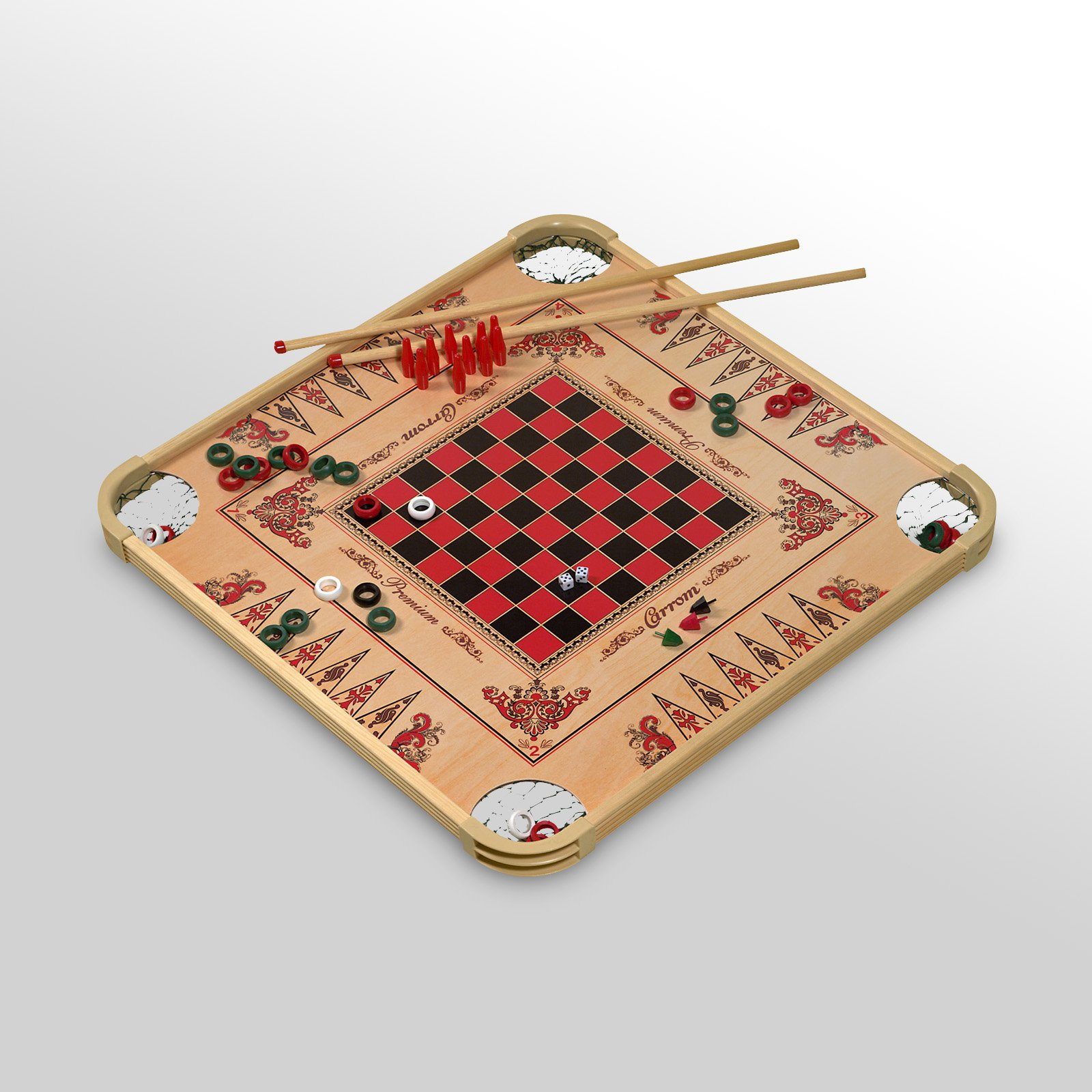 Carrom Game Board by CARROM