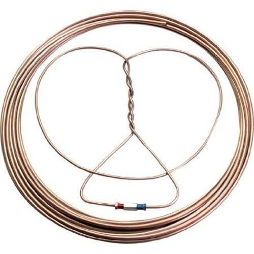 SUR&R Auto BREZ200-50 1/4 in. 50 ft. UltraBend Brake Line Tubing