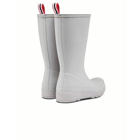 Hunter Women's Original Play Tall Rain Boot in Zinc, 5 US - image 1 de 4