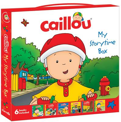 Clubhouse: Caillou: My Storytime Box: Boxed Set (Paperback)