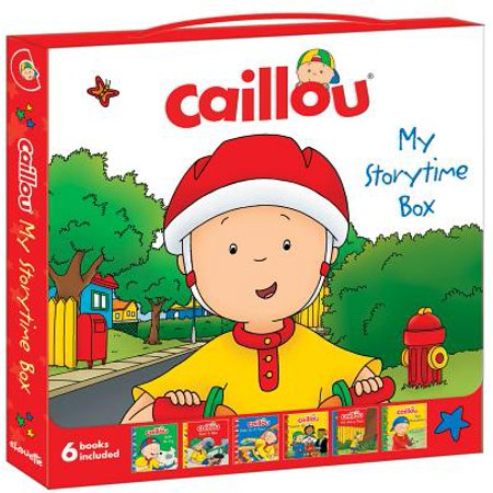 Caillou: My Storytime Box : Boxed (Storytime Collection)