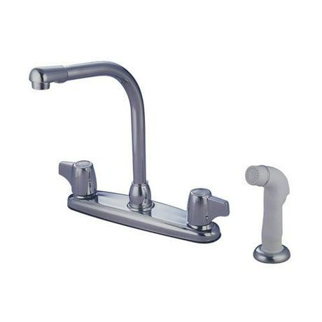Kingston brass gkb742 water saving magellan centerset for Kitchen faucet recommendations