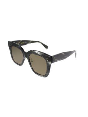 3931da3d26cc Product Image Celine Kim CL 41444 0GQ QS Havana Grey Womens Square  Sunglasses