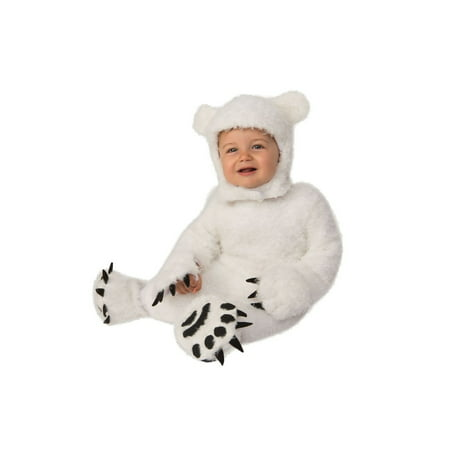 Bear Halloween Costumes For Toddlers (Halloween Polar Bear Cub Infant/Toddler)