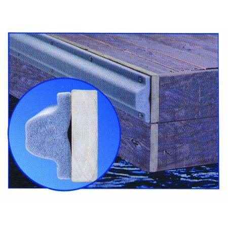 Dock Edge Boat Shield, Grey, 48