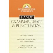 Random House Webster's Handy Grammar, Usage, and Punctuation, Second Edition