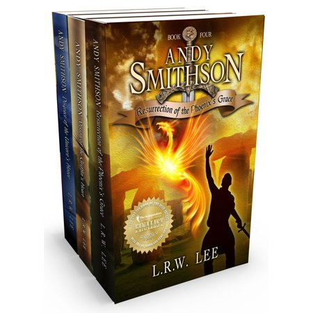 The Andy Smithson Series: Books 4, 5, and 6 (Young Adult Epic Fantasy Bundle) -