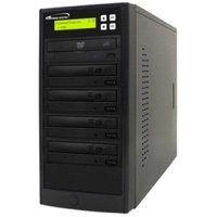 ECON SERIES DVD CD TOWER STAND-ALONE 1:4 DISC DUPL COPIER