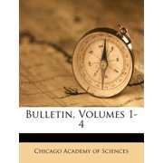 Bulletin, Volumes 1-4