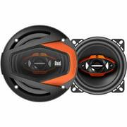 """Dual DWS404 80W 4"""" 4-Way Speaker"""