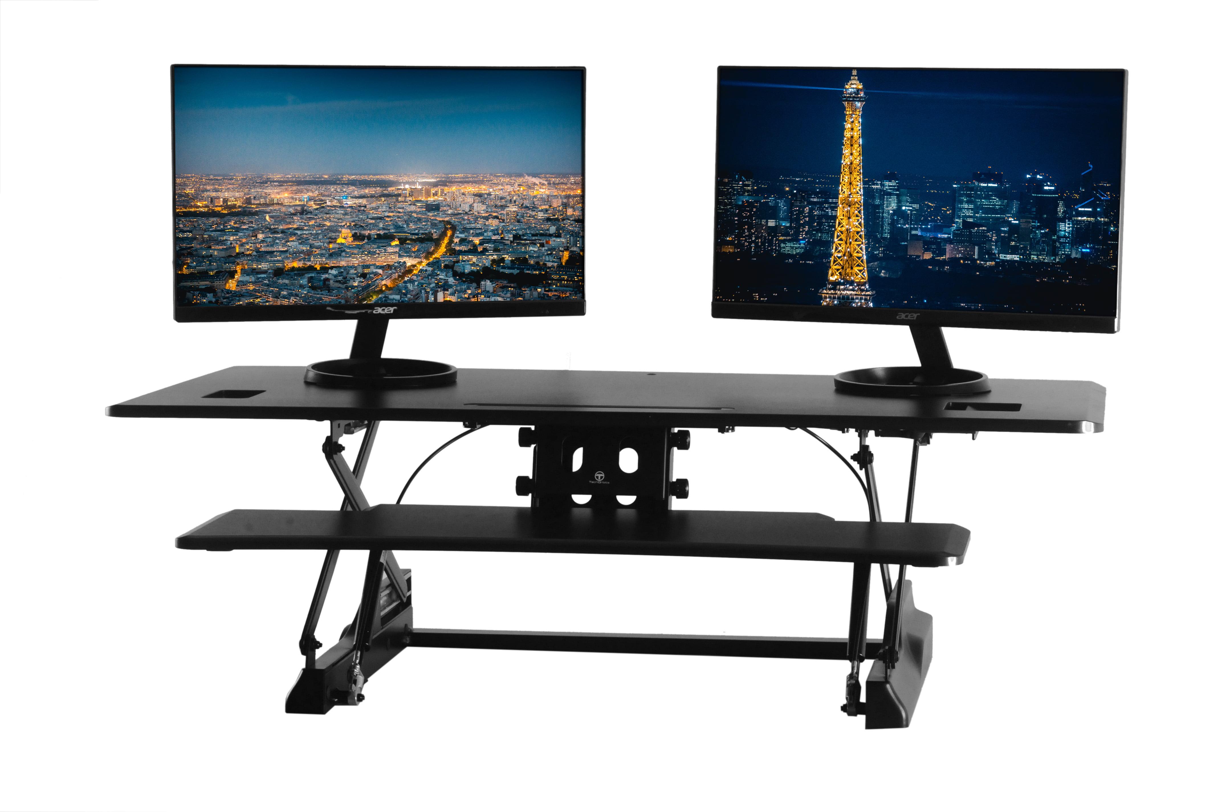Techorbits Height Adjustable Stand Up Desk 47 Quot Standing