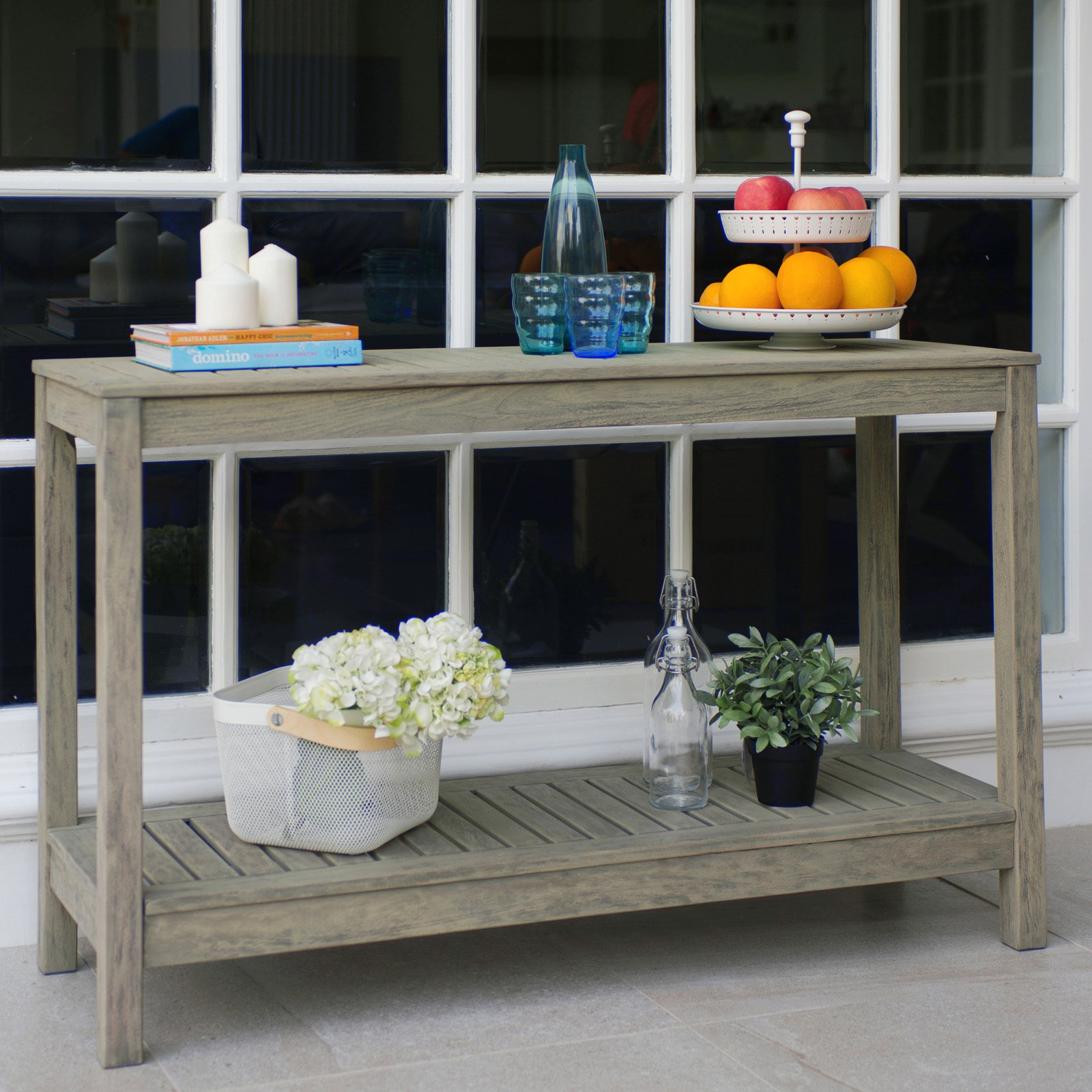 Cambridge Casual West Lake Patio Console Table