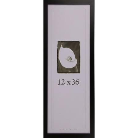 frame usa affordable black 12x36