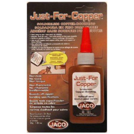 Just-For-Copper 31050 Solderless Copper Bonding, 1.85 Oz 2 Oz Pipe Tobacco