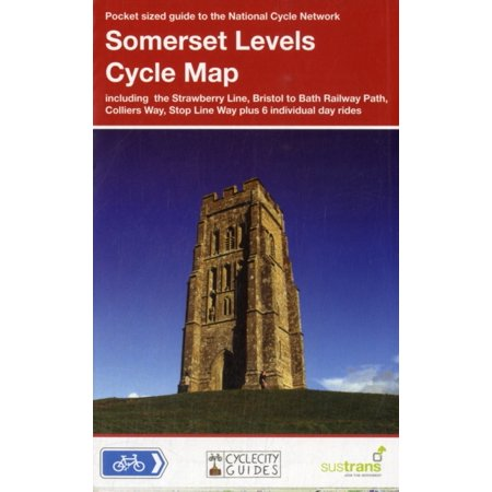 Railway Stock (Somerset Levels Cycle Map: Including the Strawberry Line Bristol to Bath Railway Path Colliers Way Stop Line Way Plus 6 Individual Day Ri... )