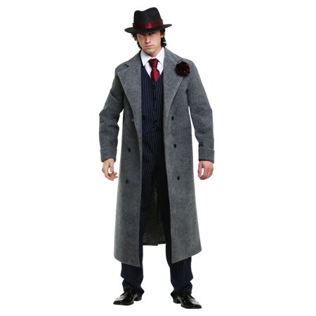 Cold Blooded Mobster Mens - Jungle Book Baloo Costume